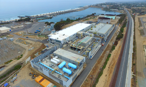 Desalination & Water purification &  Recycling Plants